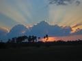 Sunset in Jaffna
